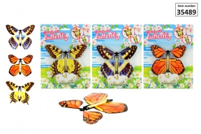 EAN 8714627354898 -  Wind-up Butterfly